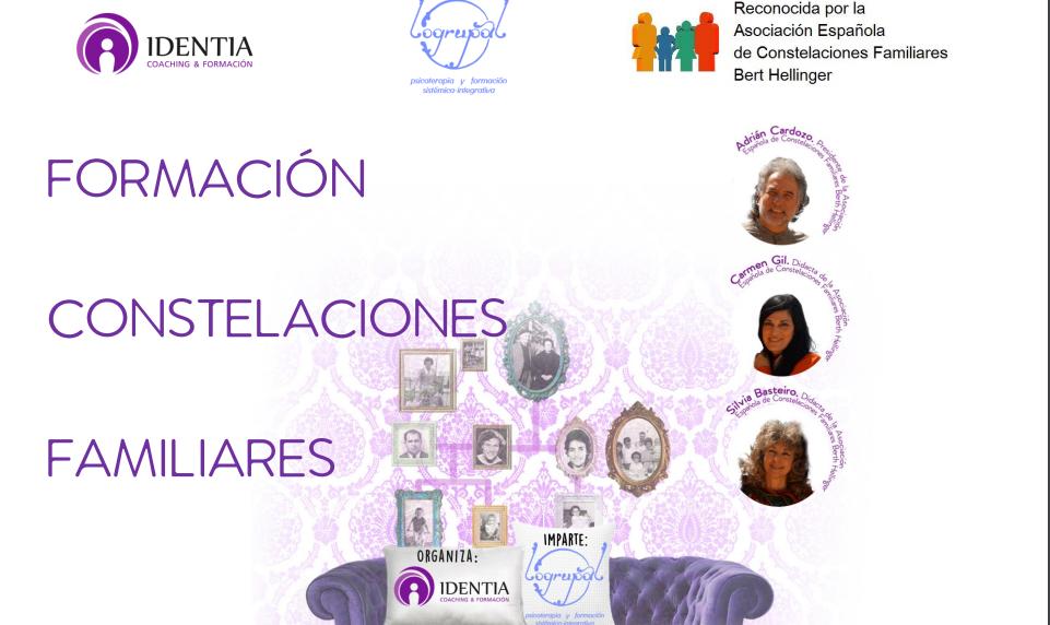 Módulo 8 del Nivel 2 de la Formación en Constelaciones Familiares (Santiago de Compostela, del 10 al 12 de mayo)