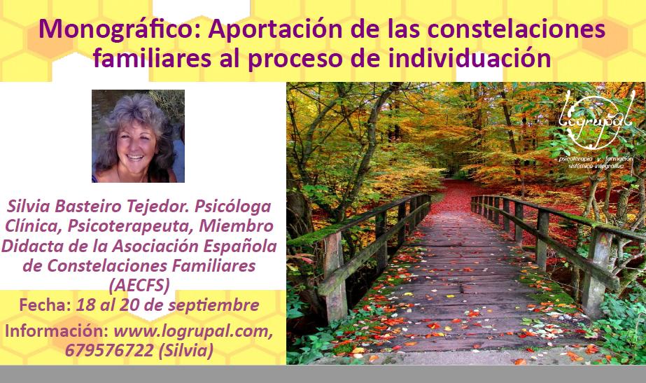 Módulo 1 del Nivel 3 de la Formación en Constelaciones Familiares (Almería, 18 al 20 de septiembre)