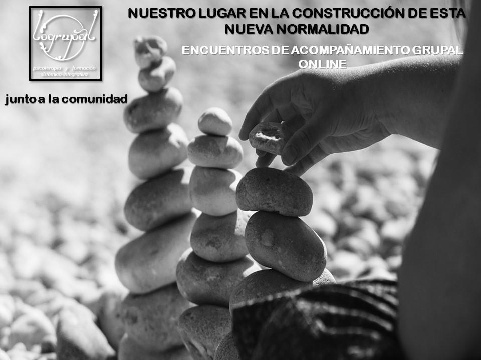 NUESTRO LUGAR en la CONSTRUCCIÓN de la NUEVA NORMALIDAD (19 de junio)
