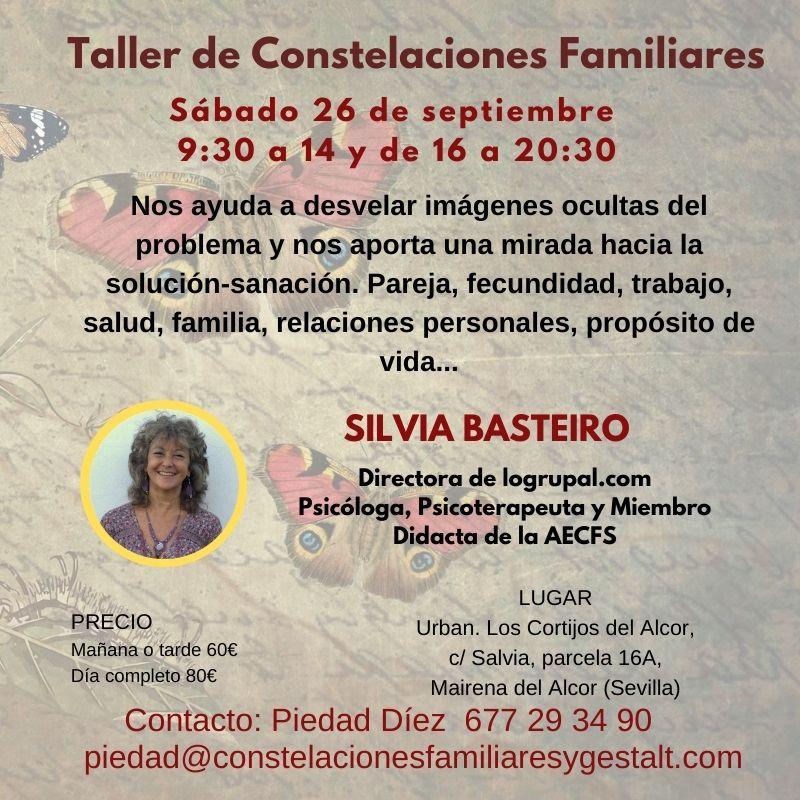 Taller de Constelaciones Familiares en Sevilla (Sábado 26 de septiembre)