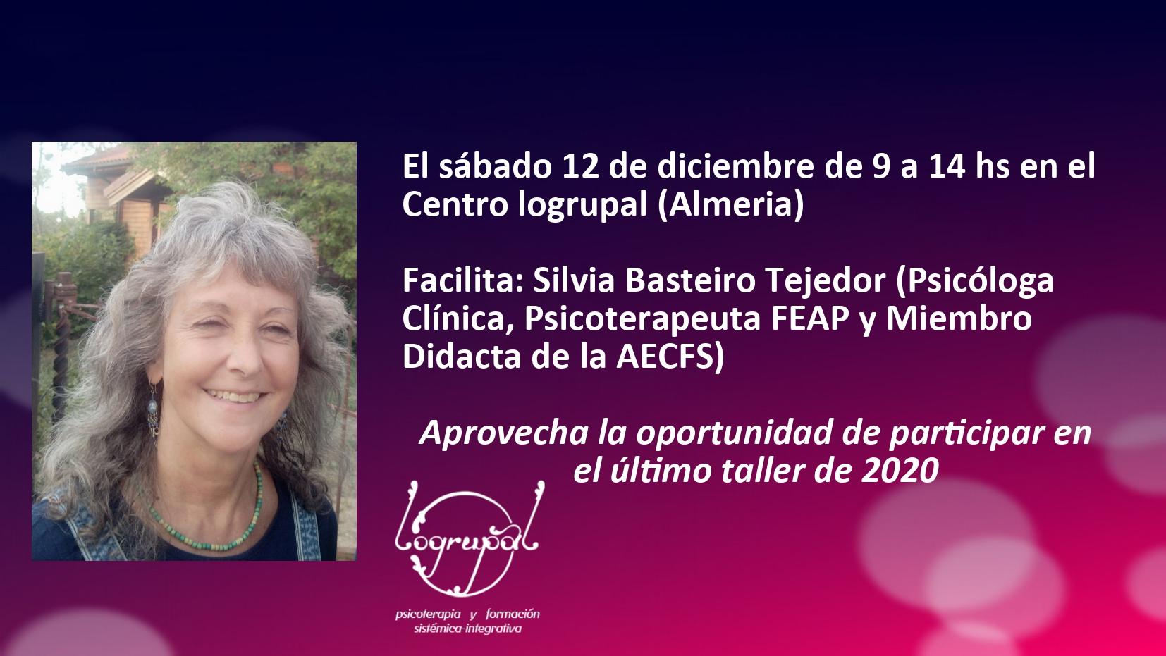 Taller de constelaciones familiares en Almería y online 12 de diciembre)