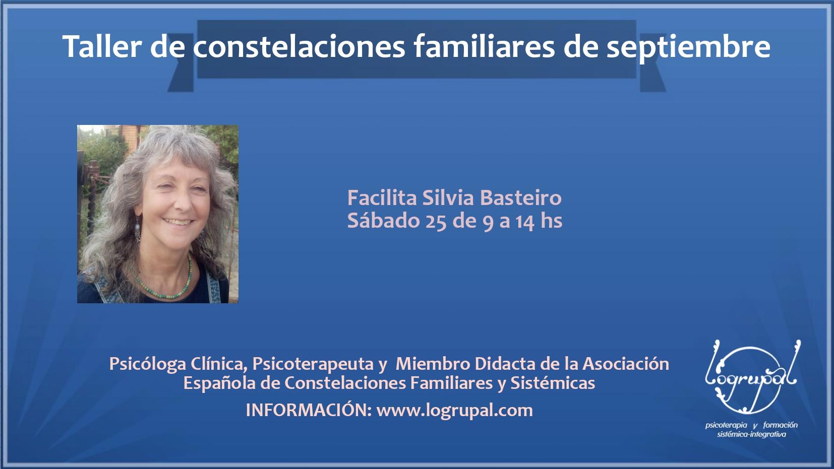Taller de Constelaciones Familiares en Almería y online (Sábado 25 de septiembre)